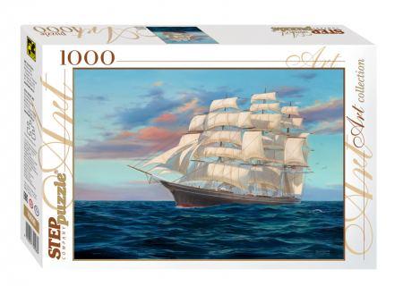 Пъзел Sailing ship 1000 елемента