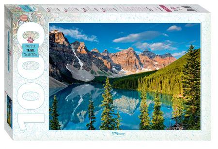 Пъзел Moraine Lake, Canada 1000 елемента