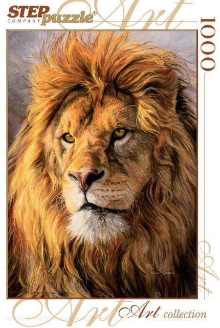 Пъзел Lion 1000 елемента