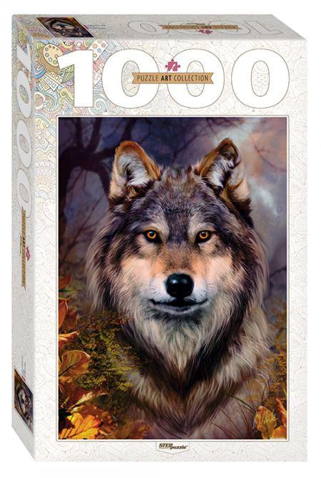 Пъзел Wolf 1000 елемента
