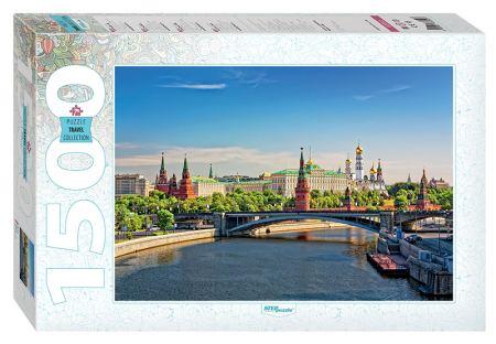 Пъзел Kremlin, Moscow 1500 елемента