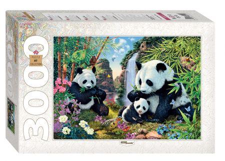 Пъзел Pandas 3000 елемента