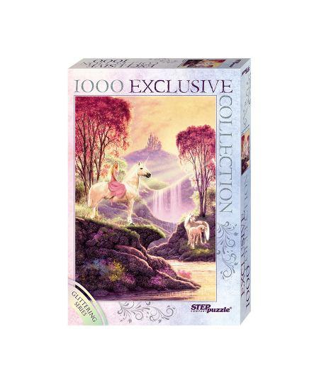 Пъзел Magic valley 1000 елемента